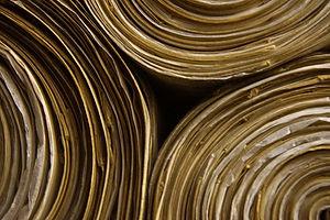 Old scrolls