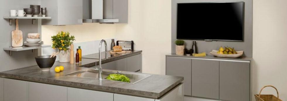 Atypik et l'aménagement de la cuisine