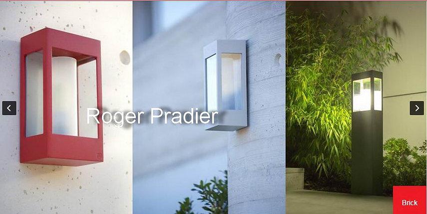 Catalogue Roger Pradier