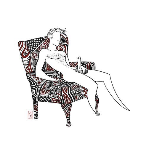 The Naked Armchair n.1