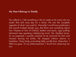 Daddy Story Part 1