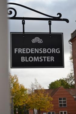 Fredensborg Blomster