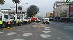 Refuerzan flota de camiones recolectores para atender Plan de Valparaíso y Placilla-Curauma