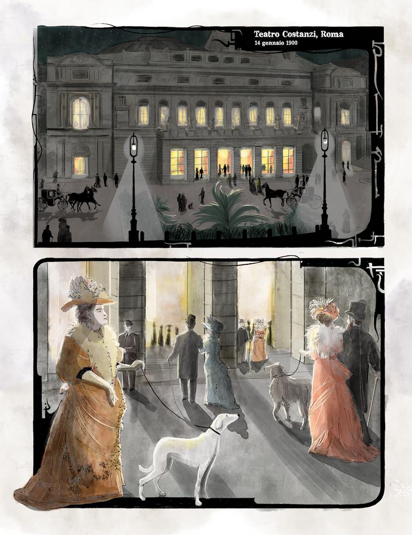 TOSCA, Le muse di Puccini