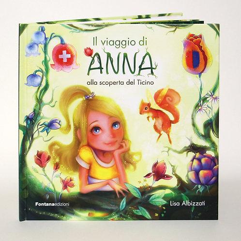 Il viaggio di Anna alla scoperta del Ticino