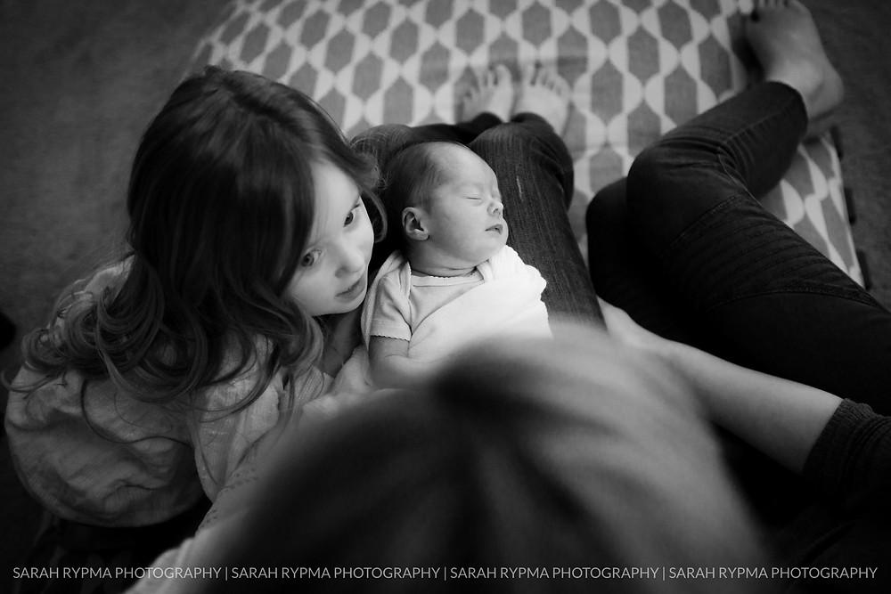 Sarah Rypma Newborn Photographer Kalamazoo