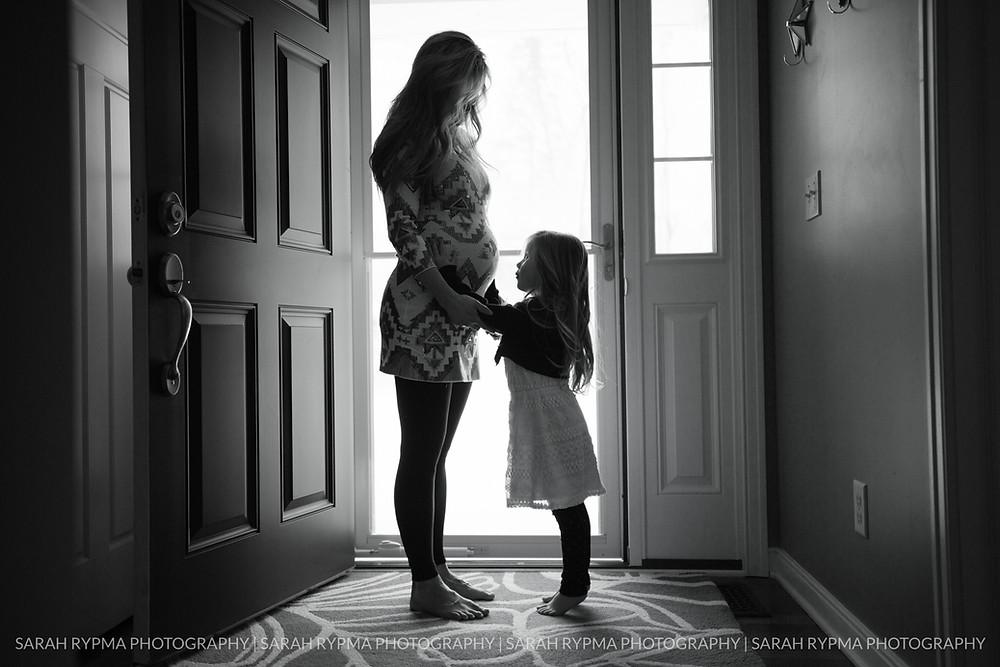 Sarah Rypma Maternity Photographer Kalamazoo