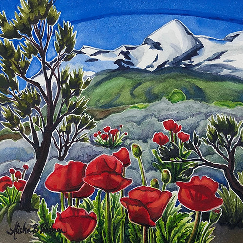 Wasatch Mountains - Limited Edition Print (1 of 10 only)