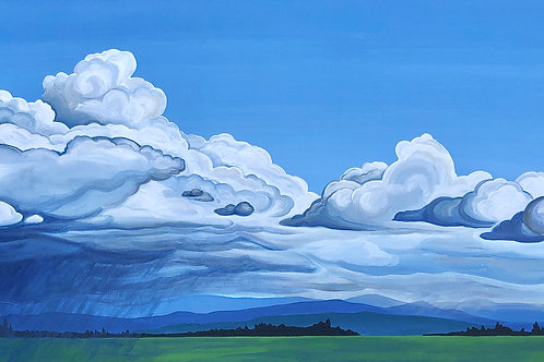 """""""Above the Storm"""" - Sky Series"""