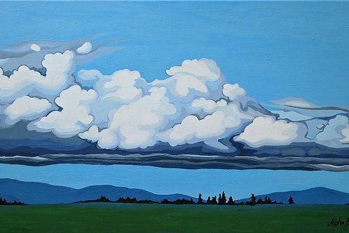 """""""Cumulonimbus"""" - Sky Series"""