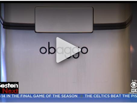 Obaggo featured on CBS Boston