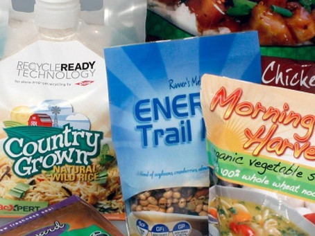 Innovation in Sustainable Packaging - Dow Recycle Ready Technology