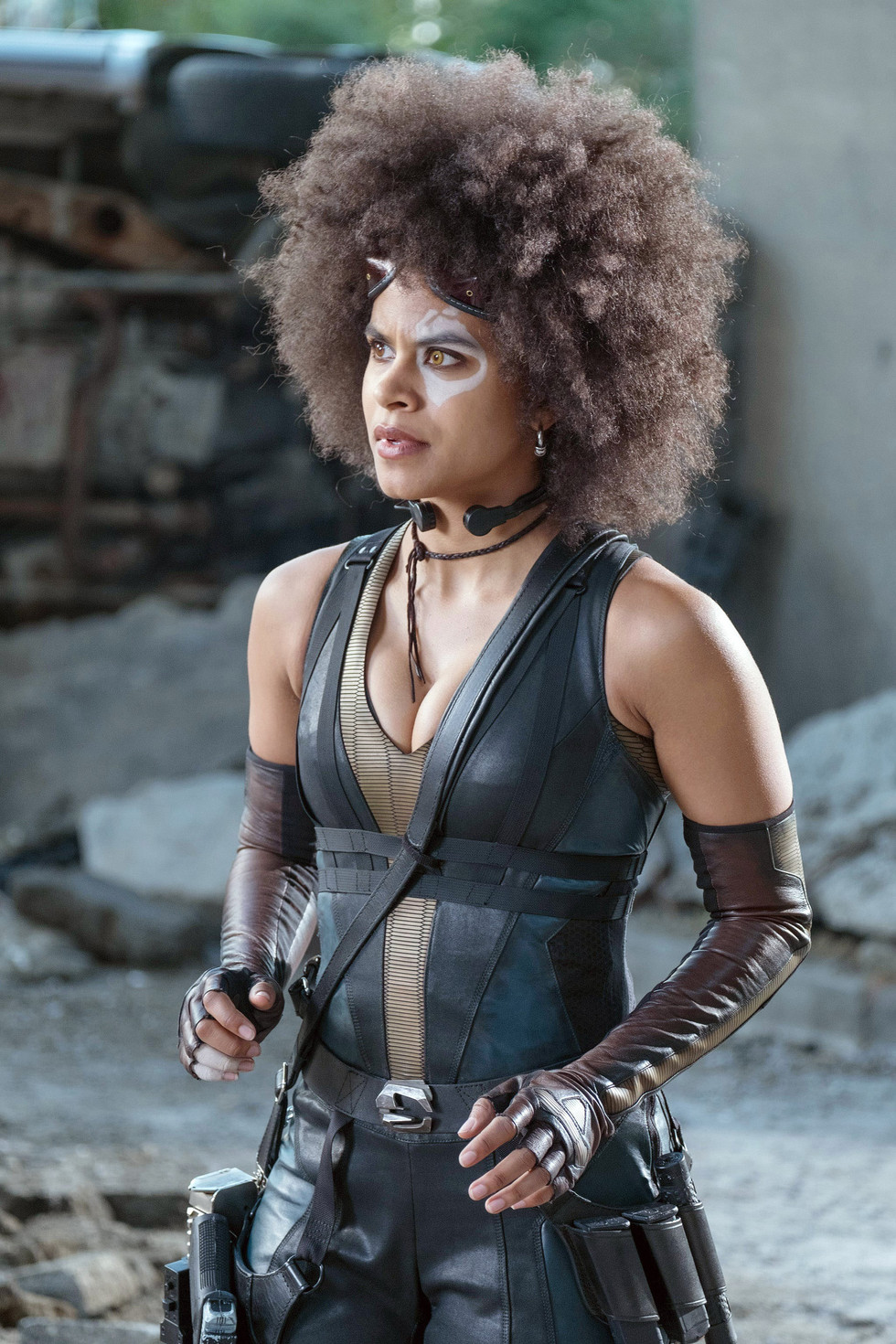 Key Specialty Costume Builder. Domino - Deadpool 2