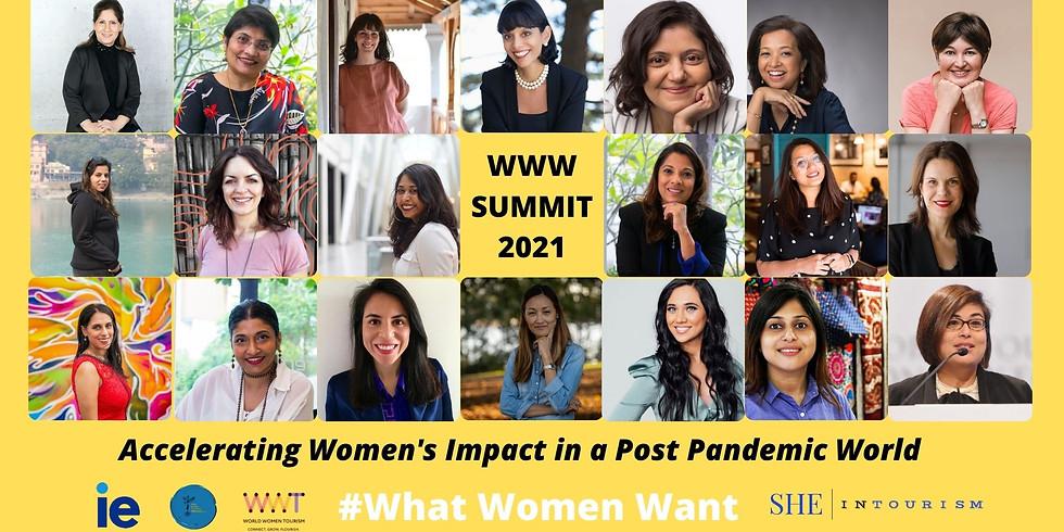 Accelerating Women's Impact Post Pandemic World
