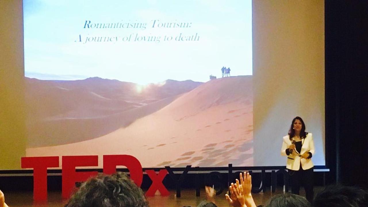 Romanticising Tourism  Nisha Abm  TEDxYi