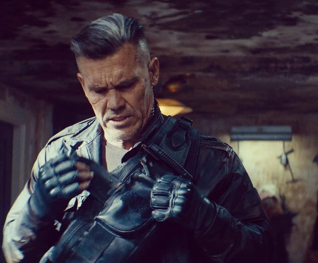 Key Specialty Costume Builder (Cable's Fanny Pack) Deadpool 2