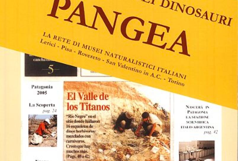 Pangea. Alla scoperta dei dinosauri
