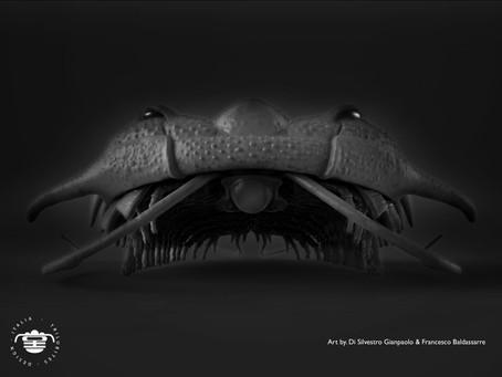 3D #trilobite Version 2.0