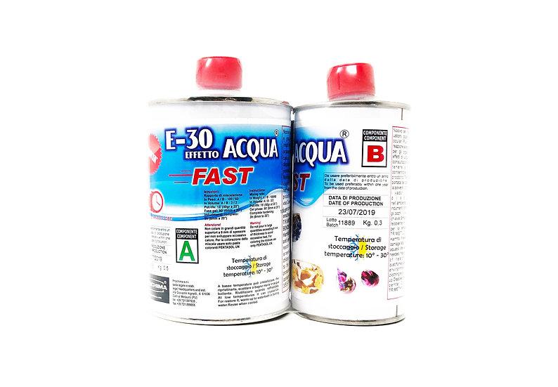Effetto Acqua prochima resina E-30 FAST
