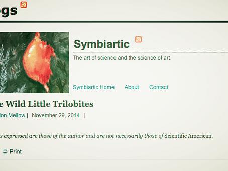 """La Nostra Triloart ! Su Symbiartic """" SCIENTIFIC AMERICAN BLOG"""""""