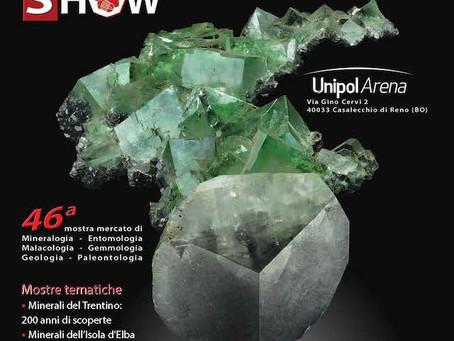 Bologna Mineral Show 2015 - 6-7-8 Marzo