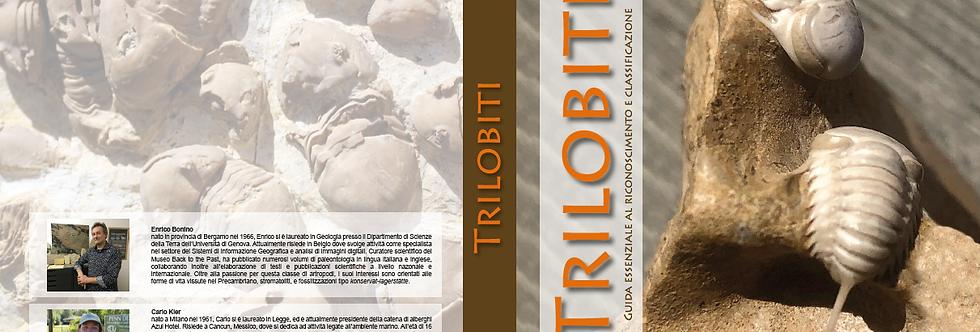 Trilobiti libro in Italiano pubblicato da Enrico Bonino seconda edizione in vendita