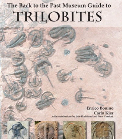 AVAILABLE NOW! The Back to the Past Museum Guide to Trilobites