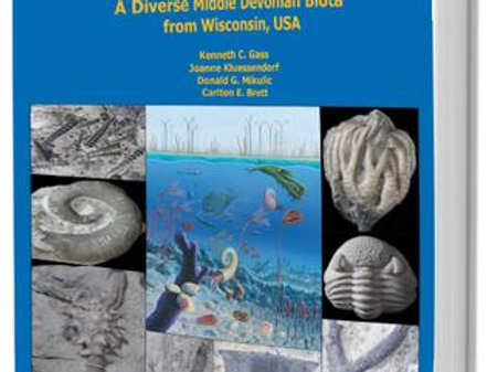 Book fossils of the Milwaukee Formation Siri Scientific Press