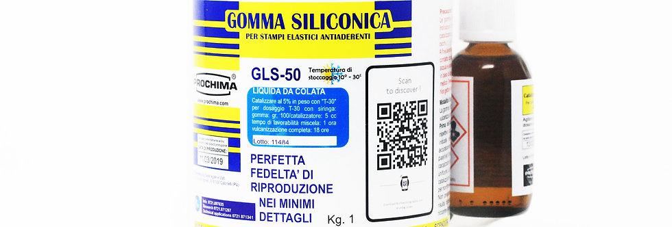 Silicon Rubber GLS-50