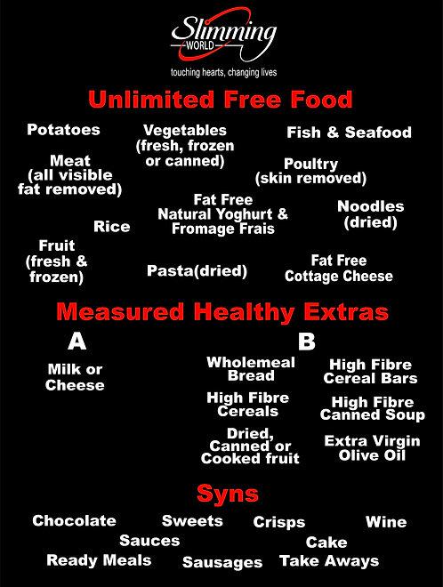Correx 15 - EE Free Foods