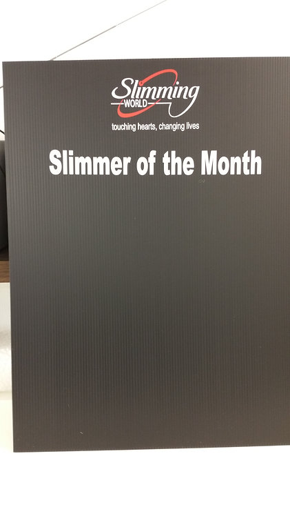 Correx 33 - Slimmer of the month