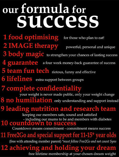 Correx 18 - Formula for Success