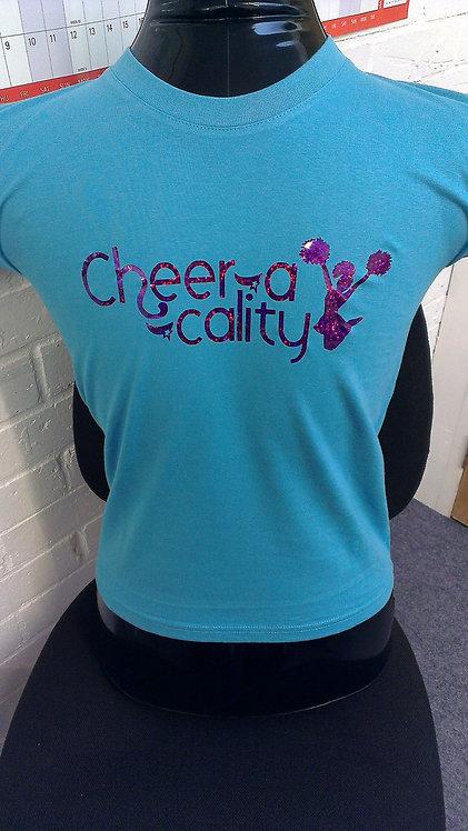 Cheer-a-Cality T-Shirt