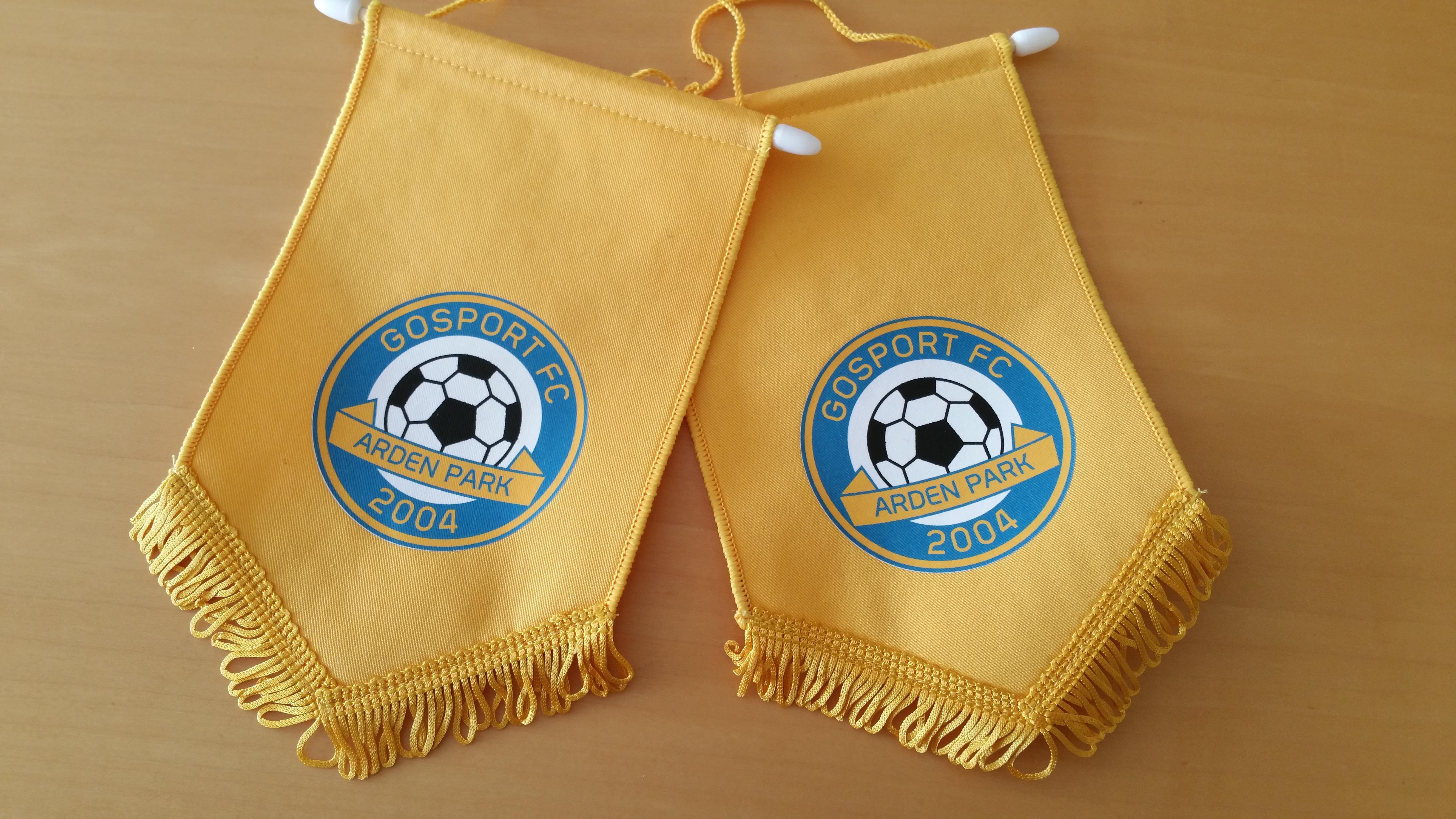 Gosport FC Pennants