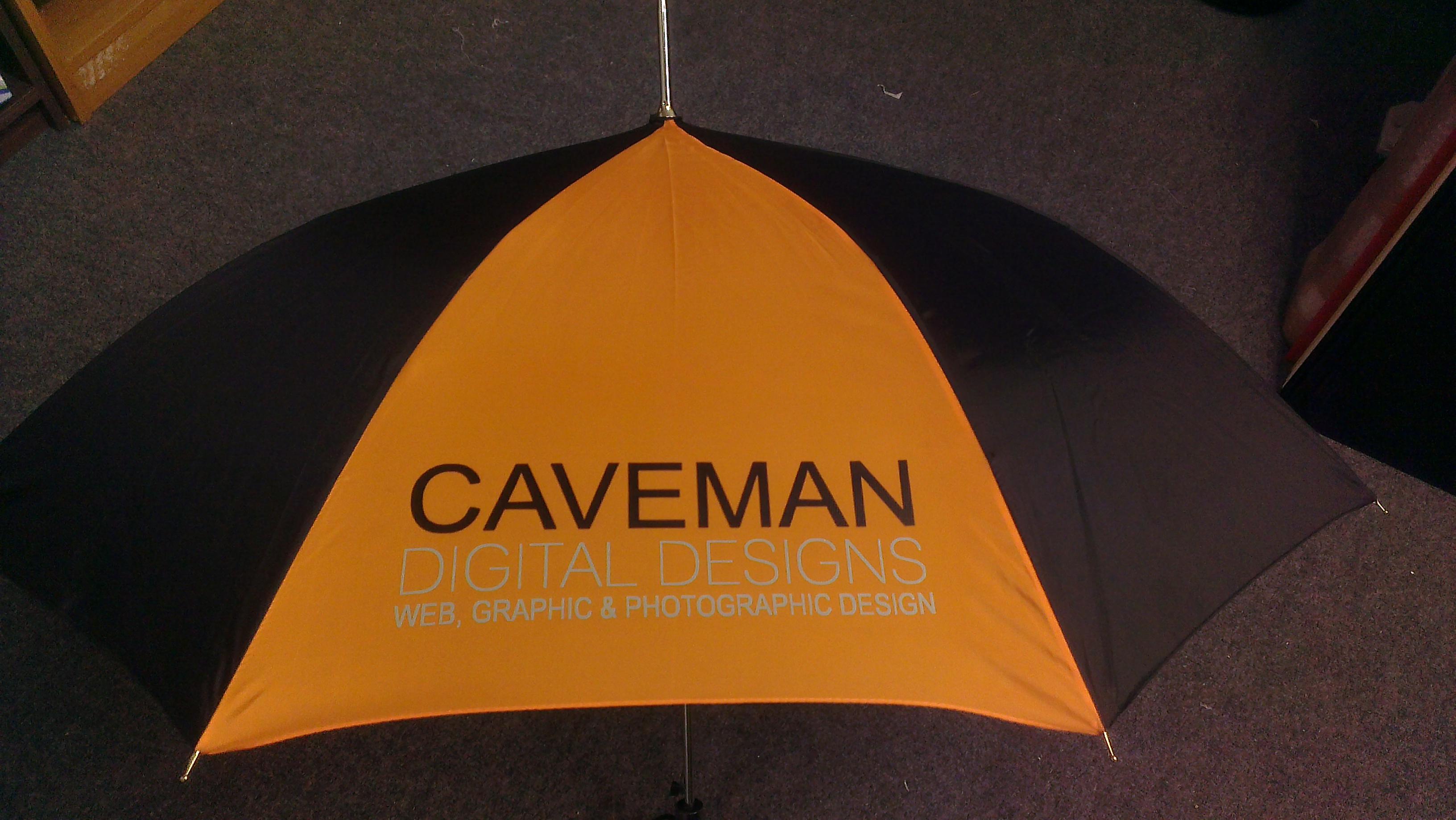 Caveman - Umbrella
