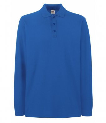 Motiv8 - Long Sleeve Polo