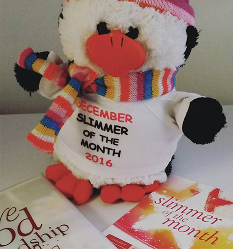 Slimmer of the Month Bears