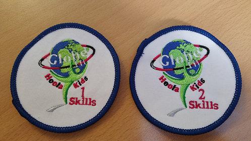Globe Fit - Badges