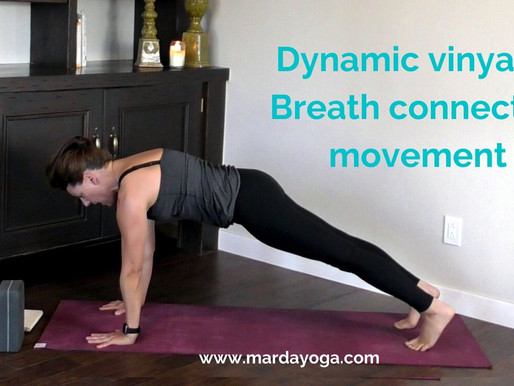 Breath Connected Movement