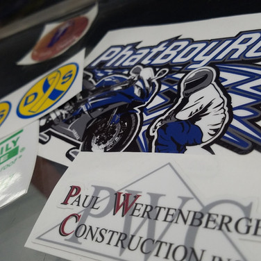 Northwest Signs & Awards - Stickers, Decals, Print