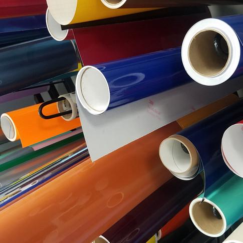 Northwest Signs & Awards - Vinyl, Colors, Printing