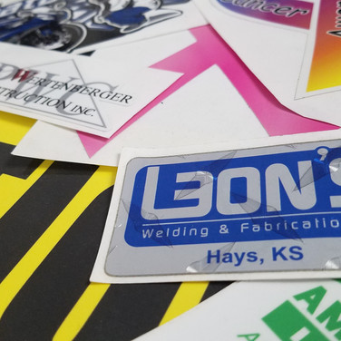 Northwest Signs & Awards - Decals, Printing, Stickers
