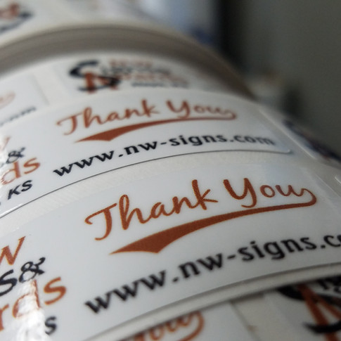 Northwest Signs & Awards - Thank you, Contact us, Who We Are