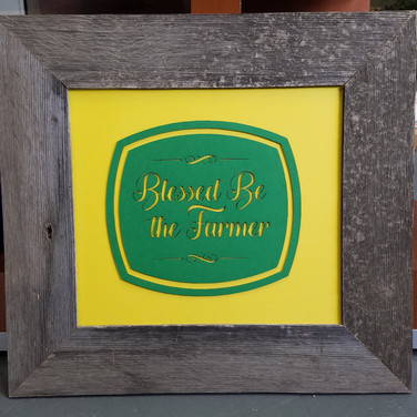 Northwest Signs & Awards - Laser cut, Engraved, Custom Frame