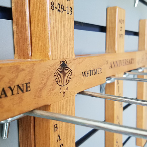 Northwest Signs & Awards - Wood, Engraving, Cross