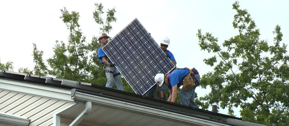 The time is ticking for tax breaks with solar