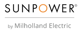 Sunpower Logo | Milholland Electric | San Diego | Solar | Sunpower | Free Quote