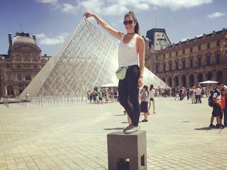 London, Paris and Barcelona: Part 2: Paris