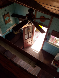 View from loft