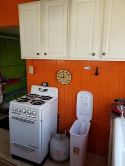 Kitchen stovetop 2